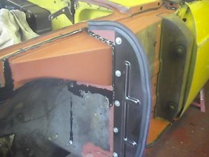 Restoration Account of a 1978 MGB Roadster Part 1 - MG Owners' Club Northern Ireland