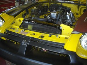 Restoration Account of a 1978 MGB Roadster Part 2 - MG Owners' Club Northern Ireland