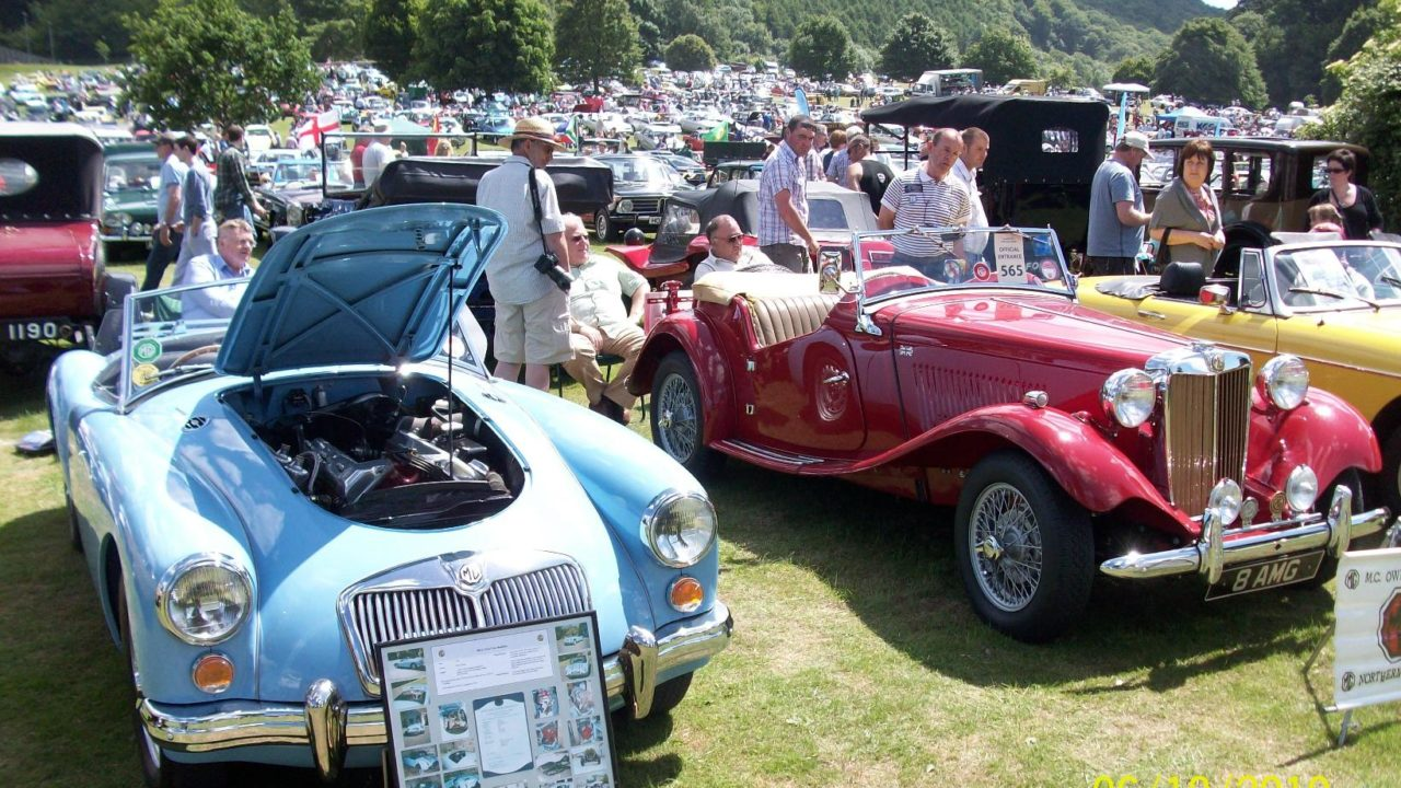 History of the MG Owners' Club Northern Ireland Part 1 -MGOCNI