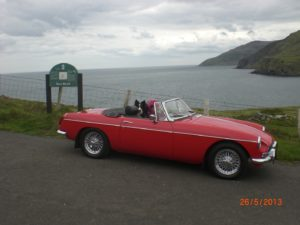 History of the MG Owners' Club Northern Ireland Part 2 - MGOCNI