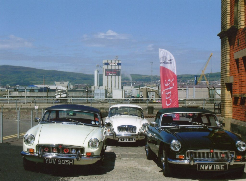 Welcome to the MG Owners' Club Northern Ireland - MGOCNI