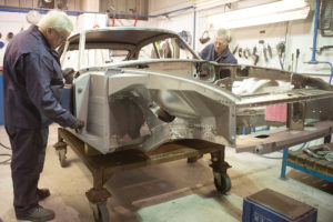 Calling all MGB Owners and Restorers - Orders for the next batch of BMH bodyshells required by March 31st