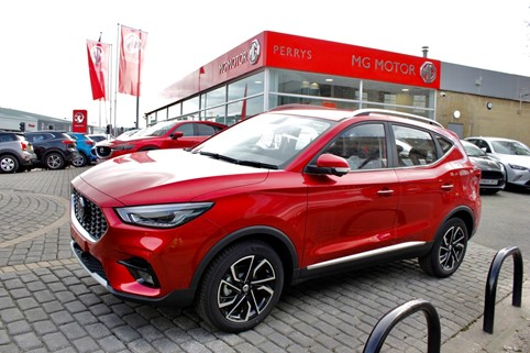 MG Sees Record Sales Growth As Dealerships Reopen