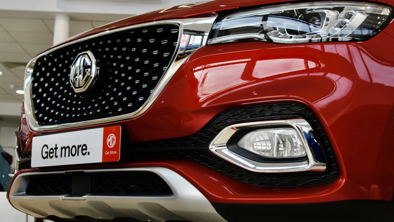 Record breaking market share for MG in July