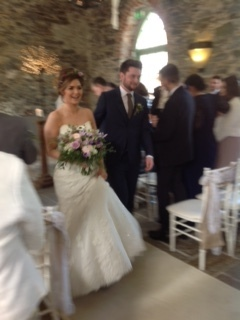 Lucy's Wedding May 2017